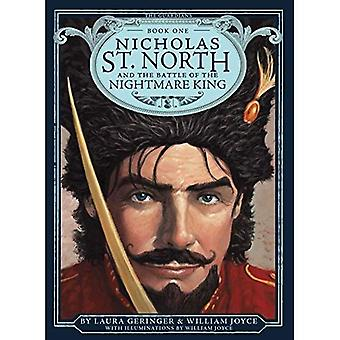 Nicholas St. North and the� Battle of the Nightmare King (The Guardians)