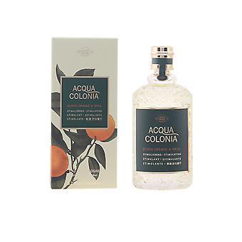 4711 Acqua Cologne Blood Orange & basilic Edc vaporisateur 50 Ml unisexe