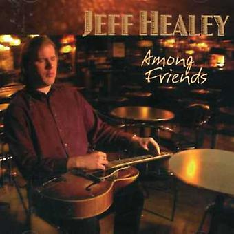Jeff Healey - Among Friends [CD] USA import