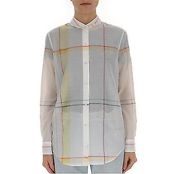 Equipment 185004424e900b Women's White Cotton Shirt