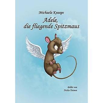 Adele die fliegende Spitzmaus by Knospe & Michaela