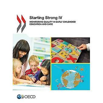 Começando forte IV monitoramento da qualidade na educação infantil e o cuidado pela OCDE