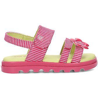 Agatha Ruiz De La Prada 192946 192946AFUCSIAYRAYAS2932 sapatos universais de verão para crianças