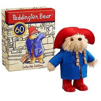 Paddington Bear 60th Anniversary Collector's Edition Plush