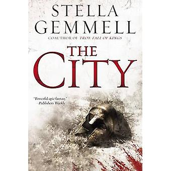 The City by Stella Gemmell - 9780425264195 Book