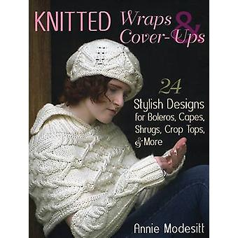 Knitted Wraps & Cover-Ups - 25 Stylish Designs for Boleros - Capes - S