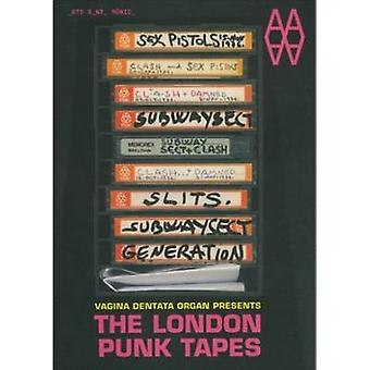 The London Punk Tapes - Vagina Dentata Organ by Jordi Valls - Marc Via