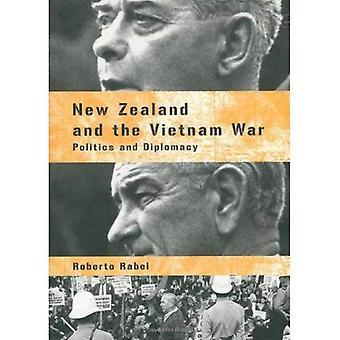 Nya Zeeland och Vietnamkriget: politik och diplomati