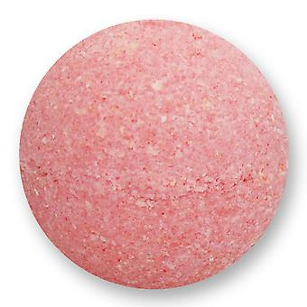 Florx Bad Ball met schapenmelk-granaatappel-nous 5 cm natuurlijke baden ervaring 60 g