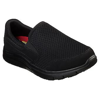 Skechers Work Relaxed Fit Cozard SR Trainers