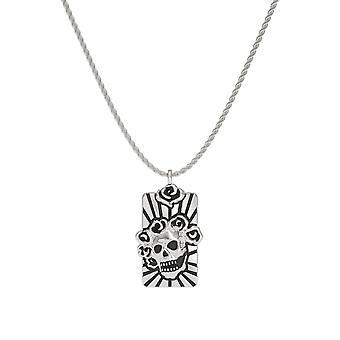 Grateful Dead Pendant Necklace Design by BIXLER