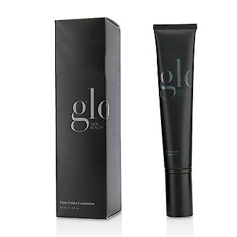 Glo hud skönhet Satin Cream Foundation - # Golden Dark 40ml/1.4 oz