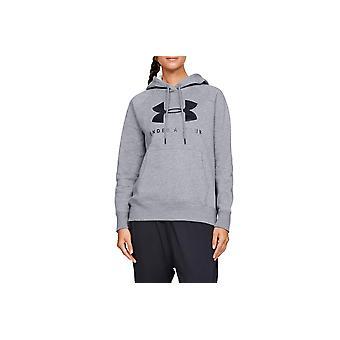 Under Armour Rival Fleece Sportstyle Graphic Hoodie 1348550-035 Womens sweatshirt