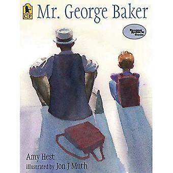 Mr. George Baker (Reading Rainbow bøker)