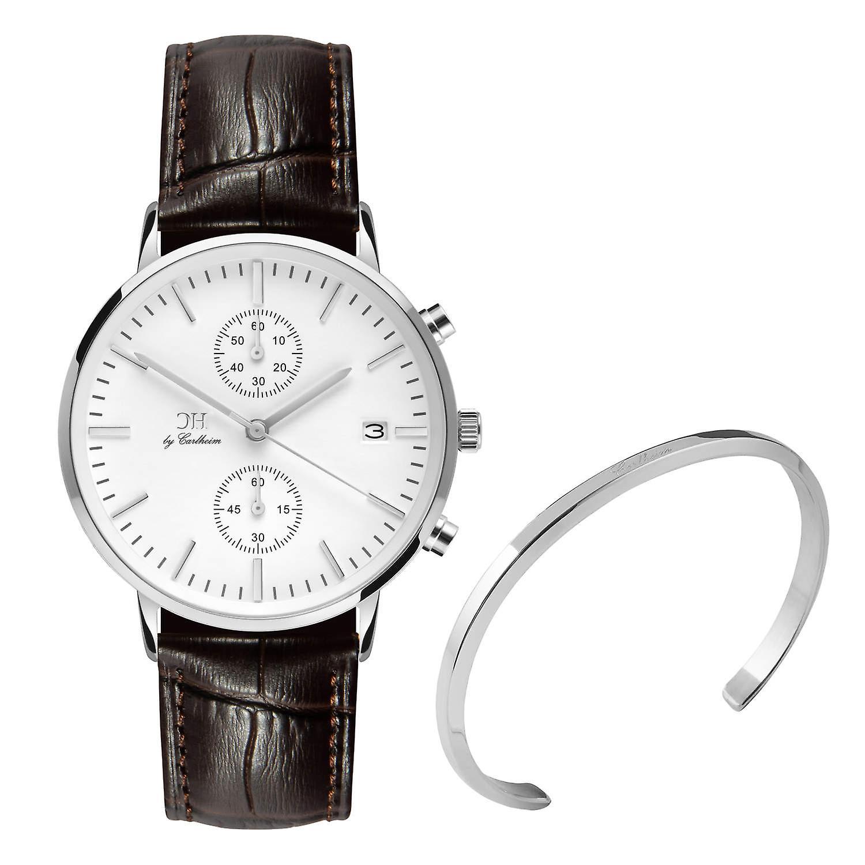 Carlheim | Wrist Watches | Chronograph | Møn | Scandinavian design
