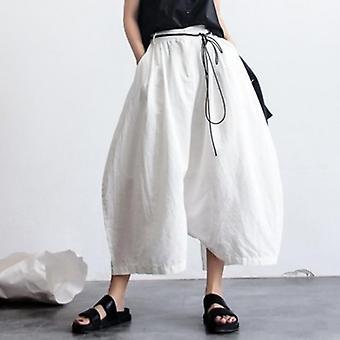 Summer Long Cross-pants