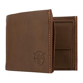 Chiemsee Men's Purse Wallet Purse Brown 8179