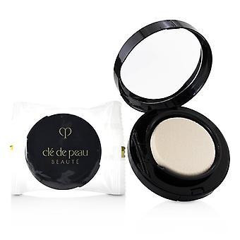 Cle De Peau Radiant Cream To Powder Foundation Spf 25 - # I10 (very Light Ivory) - 12g/0.42oz