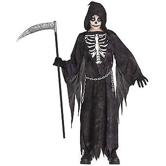 Middernacht Reaper kind kostuum