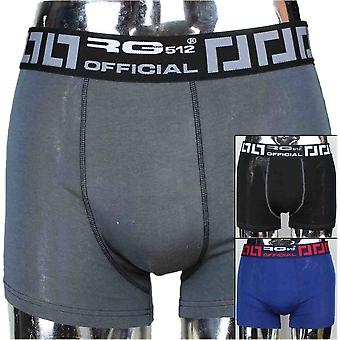 2-Pack RG512 Boxer sous-vêtements Fall Boxer Shorts Boxer slip
