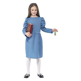 Lányok Roald Dahl Matilda jelmez ruha