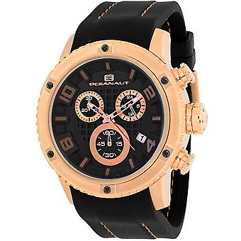 Oceanaut Men's Impulse Sport Black Dial Watch - OC3122R