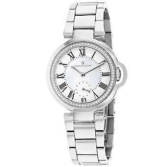 Christian Van Sant Women's Cybele White mother of pearl Dial Watch - CV0230
