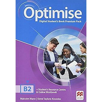 Optimise B2 Digital Students Book Premium Pack by Malcolm Mann