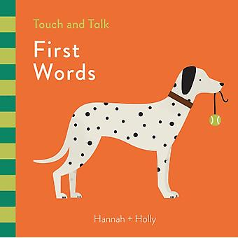 Hannah  Holly Touch and Talk First Words by Hannah & Holly