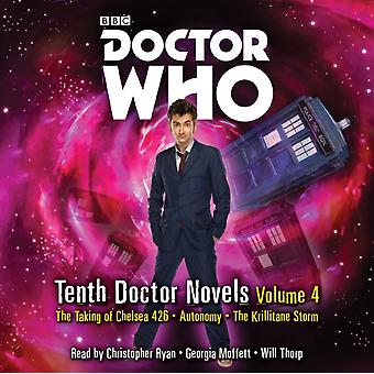Doctor Who Tenth Doctor Novels Volume 4 by David Llewellyn