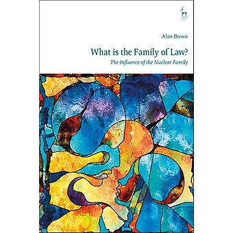 What is The Family of Law by Alan Brown