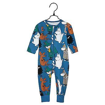 Moomin Scouts pyjama, blauwe Martinex