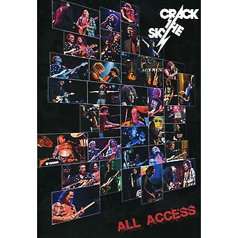 Crack the Sky - All Access [DVD] USA import