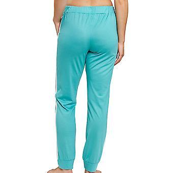 Pantalon de style de bain-salon bleu Pur Spearmint