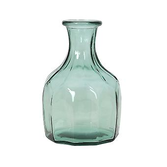 Light & Living Vase 18x30cm Trenago Glass Green