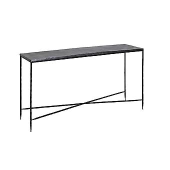 Light & Living Side Table 140x40x80cm Locobe Antique Lead