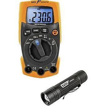 HT Instruments IRONMETER Handheld multimeter Digital CAT III 600 V Display (counts): 4000