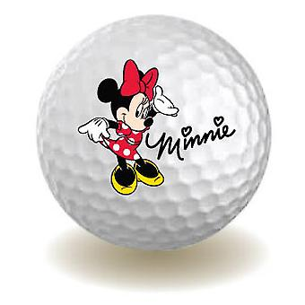 Magnet - Disney - Minnie Mouse 1/2 Golf Ball New Toys Gifts Licensed 85149