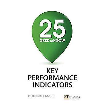 25 Need-To-Know Key Performance Indicators