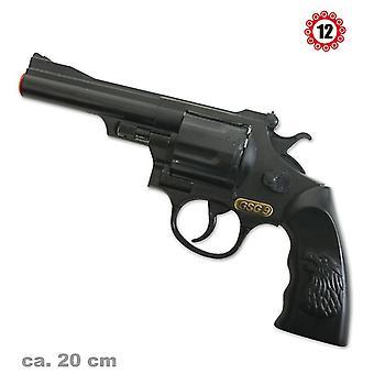 GSG 9 agent för 12 ring ammunition agent revolver pistol leksakspistol