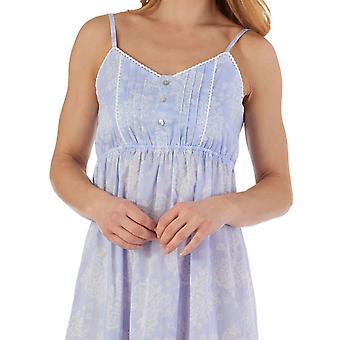 Slenderella ND55210 Women's Floral Cotton Nightdress