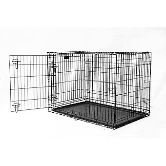 Kanesjob Jaula Plegable (Dogs , Transport & Travel , Cages)