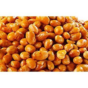 Soya Nuts - Toasted No Salt -( 11lb )