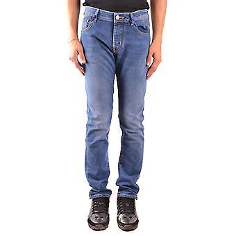 Jacob Cohen Ezbc054354 Männer's Blaue Jeans