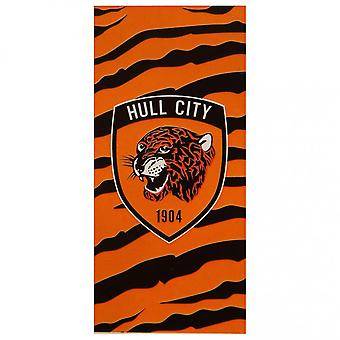 Hull City AFC strandhåndkle