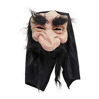 Gnome Msk, huppu, parta Blck