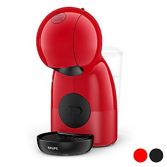 Capsule Coffee Machine Krups Dolce Gusto Piccolo XS 1600W 0,8 L A/Red