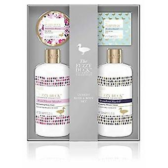 Baylis & Harding Fuzzy Duck Cotswold Floral Gift Set