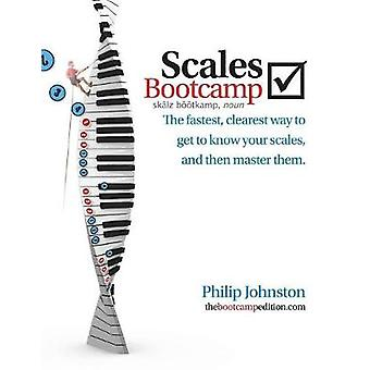 Scales Bootcamp The fastest clearest way to get to know your scales and then master them. by Johnston & Philip A