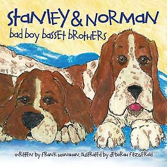 Stanley  Norman  Bad Boy Basset Brothers by Monahan & Frank